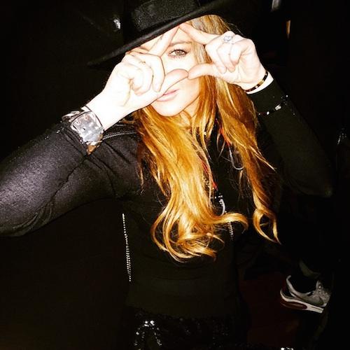 Lindsay-Lohan-Instagram