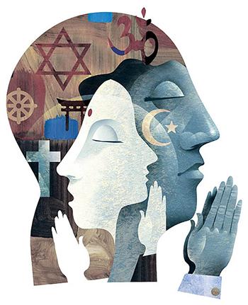 Resultado de imagem para A Grande Mentira religião