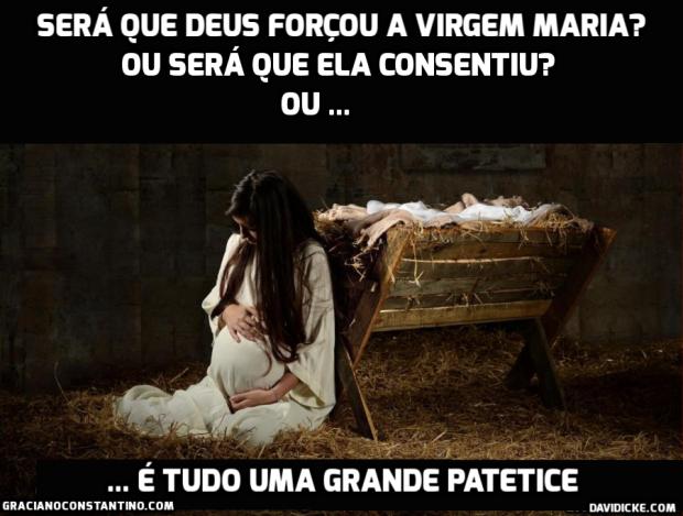 maria virgem
